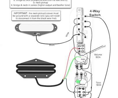 Vintage Stratocaster 3, Switch Wiring Practical TAOT