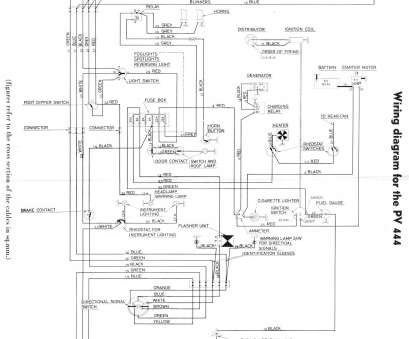Volvo Penta, Starter Wiring Diagram Simple My, Recently