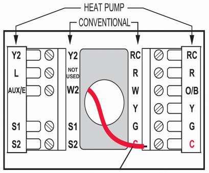 White Rodgers Thermostat Wiring Diagram Nice White Rodgers