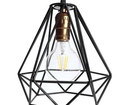 Wire Pendant Light Cage Cleaver 3 Light Wire Cage Rubbed