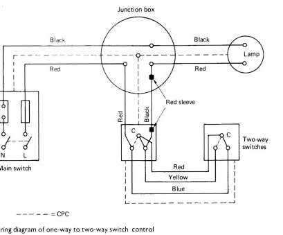 14 Simple Wiring 2, Light Switch Junction Box Solutions