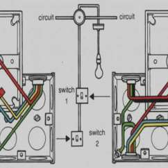 1 Light 2 Switches Wiring Diagram Plum Inside How To Wire Two Lights E Switch With Free Ford Diagrams Way Popular Switching Explained Youtube Deltagenerali Simple Gallery Gang
