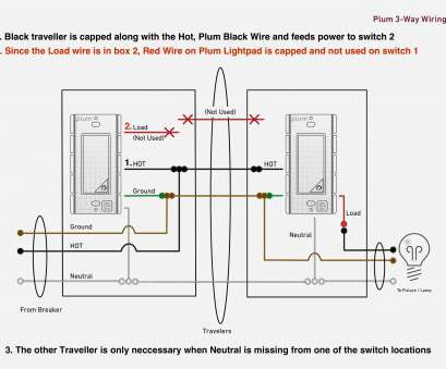 wiring diagram light with 3 switches non vascular plant 2 switch 1 way popular gang print