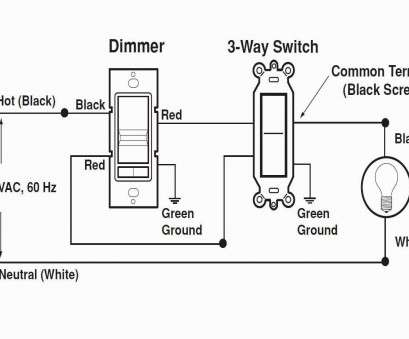 Wiring A Dimmer Switch 3 Way New Leviton 3, Switch Wiring