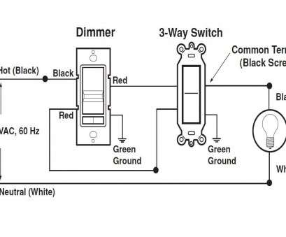 9 Best Wiring A Dimmer Switch With 2 Black Wires Ideas