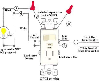 Wiring A Gfci Switch Nice Wiring Diagrams, Gfci Switch