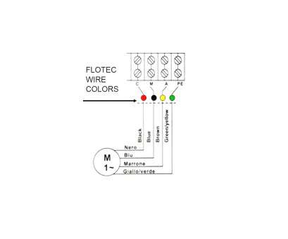 Wiring A Pressure Switch, Well Pump Top Wiring Diagram
