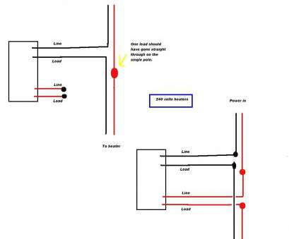 Wiring A Single Pole Toggle Switch Best Double Pole Toggle