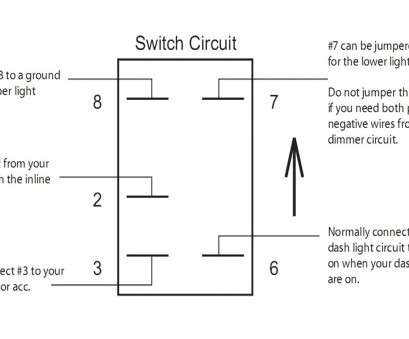 12 Volt Illuminated Rocker Switch Wiring Diagram For Your