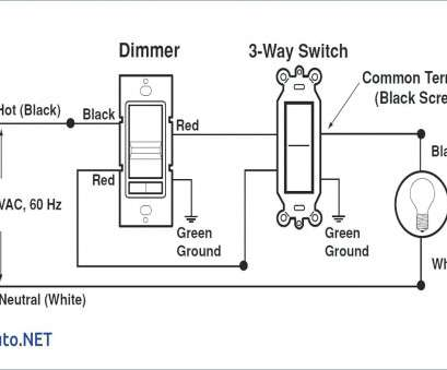 Wiring A Switch To A Light, An Outlet Best 3, 4, Switch