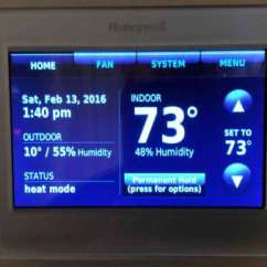 Honeywell Rth9580wf Youtube Home Wiring Circuit Diagram 18 Brilliant Wifi Thermostat Solutions For Beautiful Diagrams