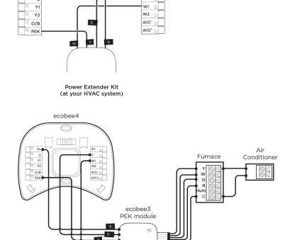 honeywell power humidifier wiring diagram star delta control circuit nest thermostat with top new save elegant ecobee3