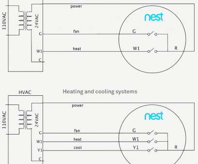 15 Popular Wiring Diagram, Nest Thermostat With Humidifier