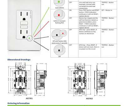 Wiring Diagram Switched Gfci Outlet Simple Bathroom Gfci