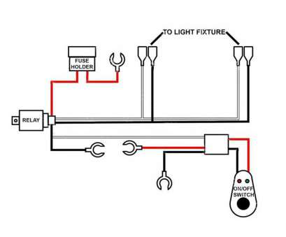 Wiring, Light Switch Best 12V Light, Diagram Relay