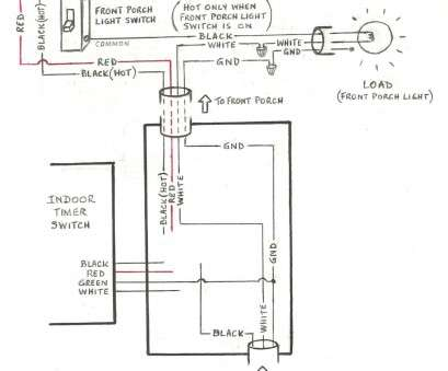 Wiring Single Pole Dimmer Switch Electrical Simple
