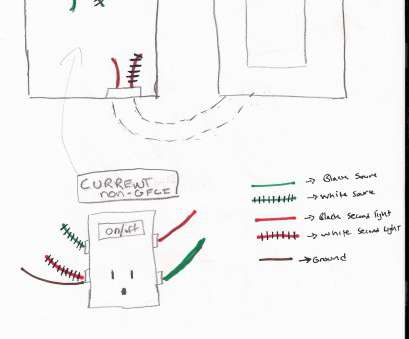 Wiring Switch To Outlets Most Diagram Half Switched Outlet