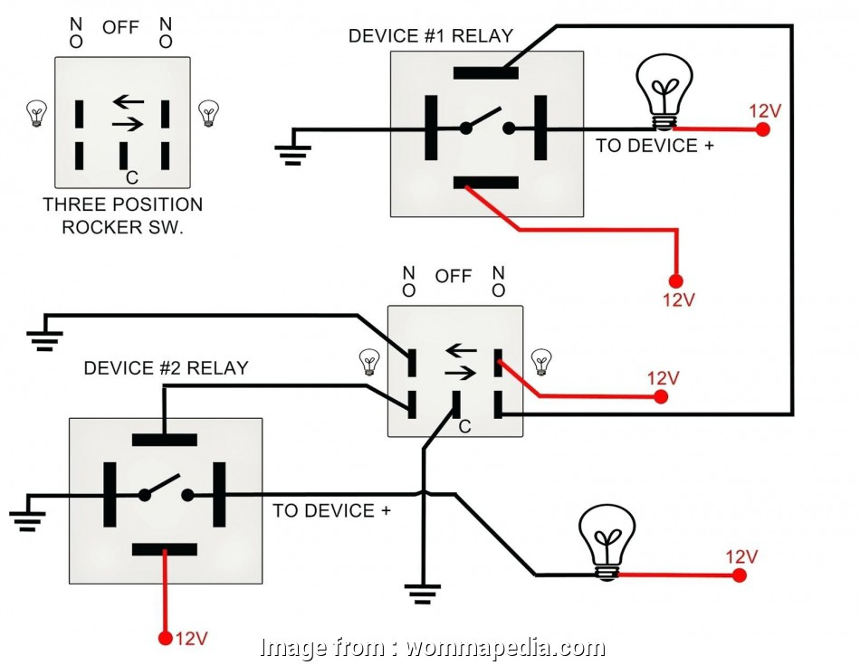 Toggle Switch Turn Signal Wiring Diagram Top Turn