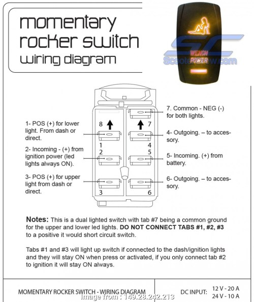 small resolution of toggle switch wiring 6 pin momentary rocker switch wiring diagram trusted wiring diagrams toggle