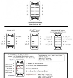 toggle switch wiring 6 pin wiring diagram 6 toggle switch circuit 5 rocker on best [ 950 x 1223 Pixel ]