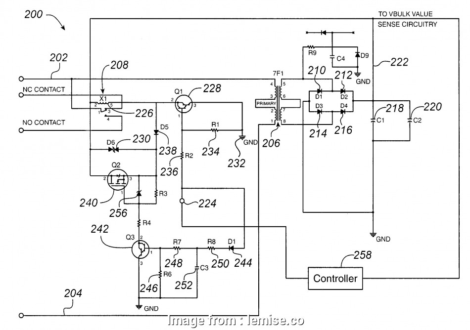 Vav Thermostat Wiring Diagram Brilliant Walk In Cooler