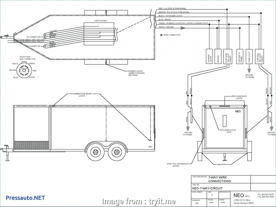 Voyager Trailer Brake Controller Wiring Diagram Cleaver