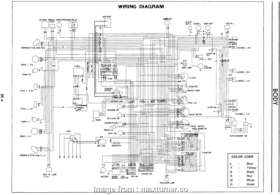 Wire Gauge, Amp Fantastic S14 200Sx Wiring Diagram Data