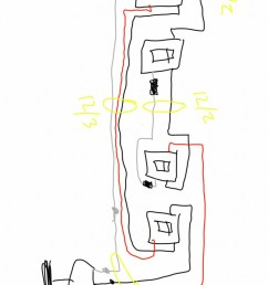 wiring a double light switch nz double light switch wiring diagram nz wire lights parallel [ 950 x 1689 Pixel ]