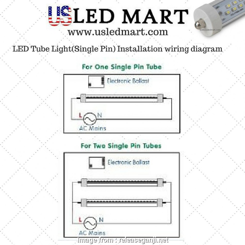 hight resolution of wiring a led light fixture wiring diagram t8 tube light data stuning releaseganji