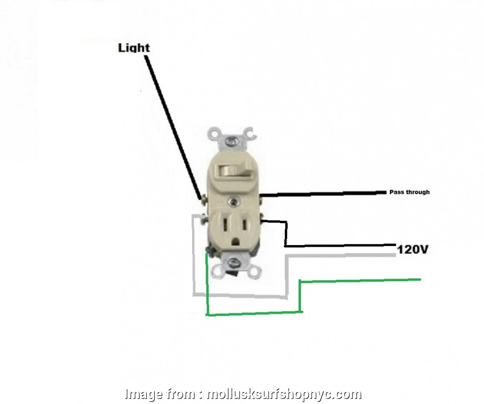 Wiring A Split Switched Outlet Practical Outlet Switch