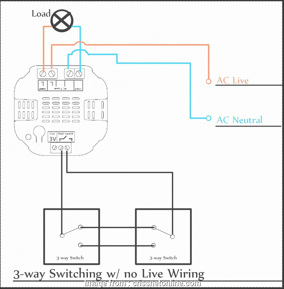 Wiring A Switch To Existing Light Most 3, Switch Single