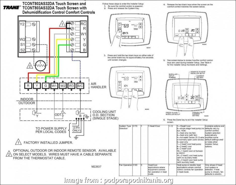Wiring Diagram, Honeywell Thermostat Rth2300B Nice