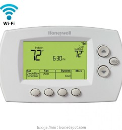 wiring diagram for honeywell wifi thermostat honeywell wi fi day programmable thermostat free [ 950 x 950 Pixel ]