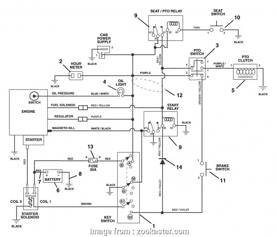 14 Hp Briggs Wiring Diagram Free Download