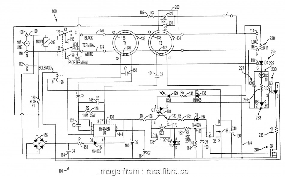 Wiring Diagram Switched Gfci Outlet Cleaver Gfci Wiring