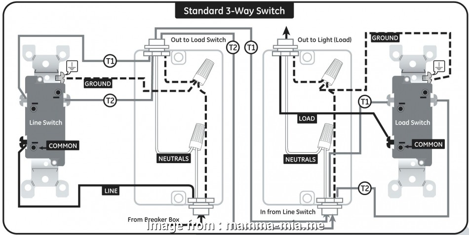 Wiring Diagram, Three, Switch With Multiple Lights Nice