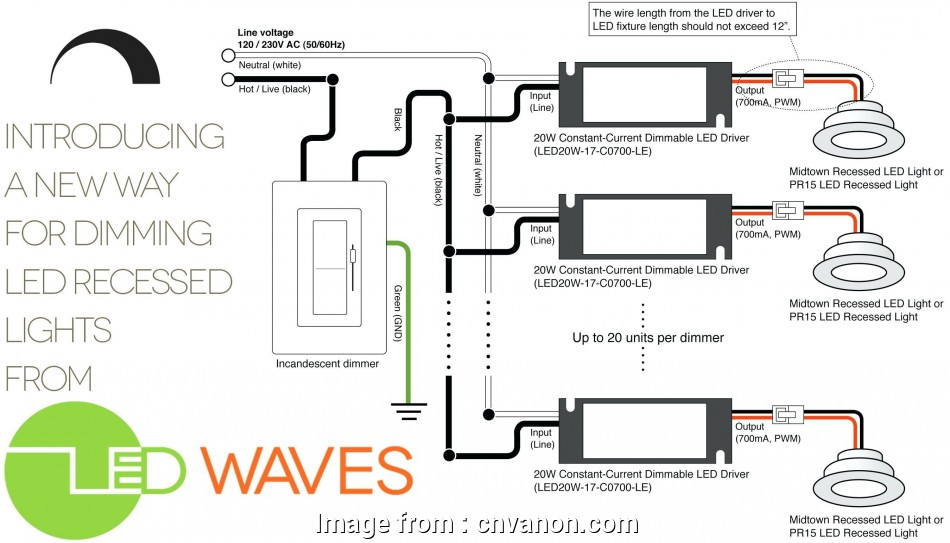 parallel wiring diagram for recessed lights 12 volt winch led can in a series or diagrams thumbs click