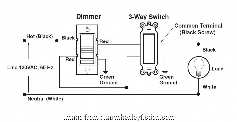 Wiring Schematic, 3, Light Switch Most Leviton 3, Switch