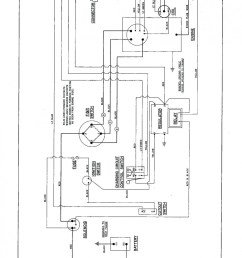 yamaha golf cart starter wiring diagram golf cart starter generator wiring diagram data exceptional yamaha battery [ 950 x 1307 Pixel ]