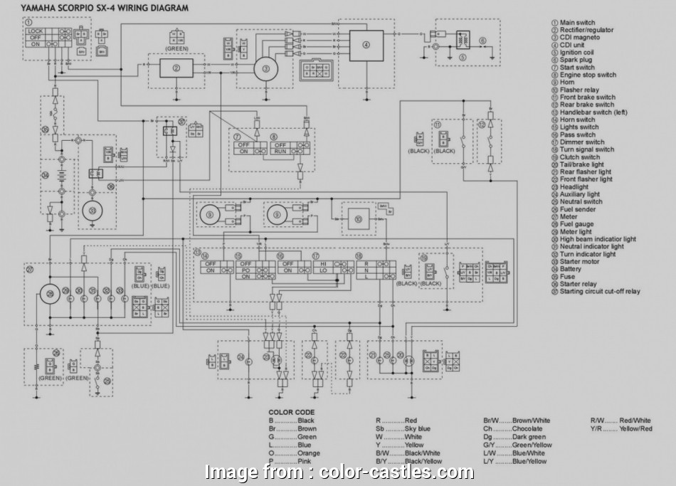 18 Best Yamaha, Sporty Electrical Wiring Diagram Solutions