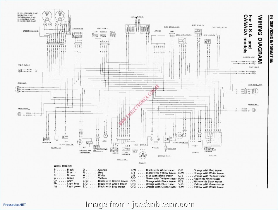 Yamaha, Sporty Electrical Wiring Diagram Most Wiring