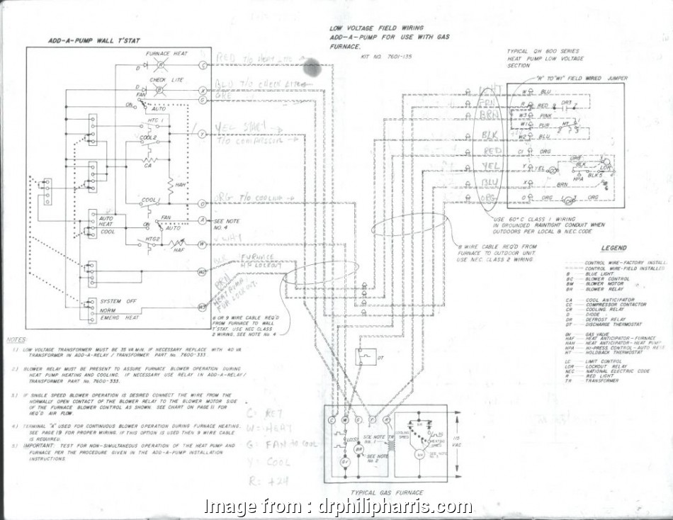 10 Simple York Affinity Thermostat Wiring Diagram