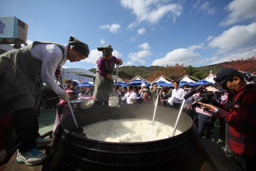 Festival culturel du riz à Icheon ©VisitKorea