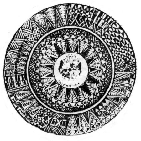 Tapa circle