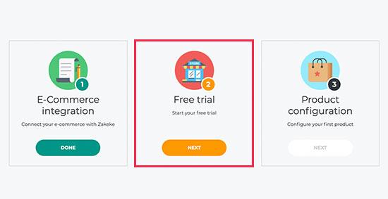 Activar prueba gratuita