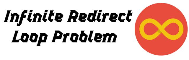 problema de redireccionamiento del bucle