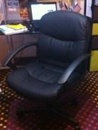 เก้าอี้ตัวใหม่ล่าสุด (Dec. 14, 2011); $43.08