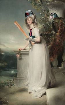Portrait of Catherine Grey, Lady Manners (1794) Thomas Lawrence, 1769-1830