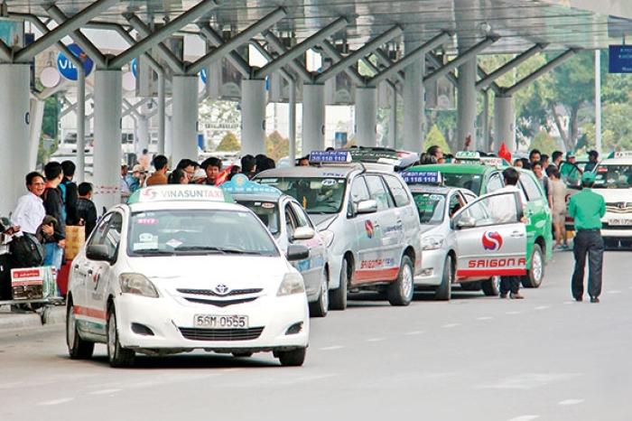 taxi sân bay tân sơn nhất -012