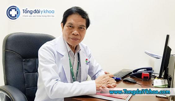 PGS. TS. Bác sĩ Vũ Đình Hùng